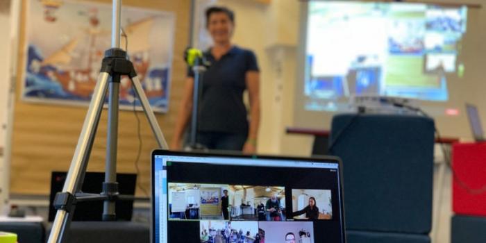 Vom Präsenz- zum onlinetrainer Anna Langheiter Weiterbildung seminar